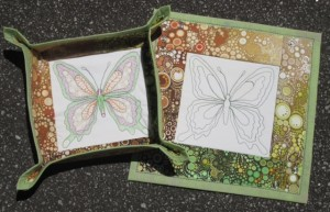 Free Motion Butterfly Tray